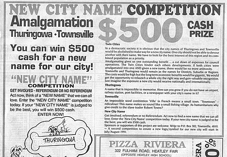 TOWNSVILLE INDEPENDENT NEWS - 17 MAY 1991 - PAGE 13
