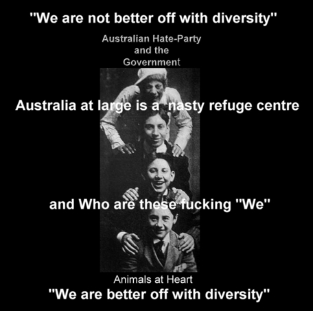 "Who the hell Are the ""We"" ?"
